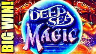 ★BIG WIN!★ NEW DROP & LOCK DEEP SEA MAGIC ($5.00-$10.00 BETS) Slot Machine (SG) YouTube Videos