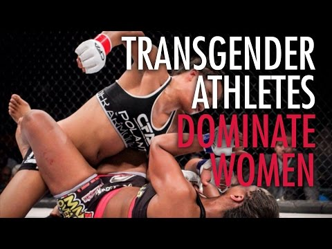 Trans athletes vs. females: It