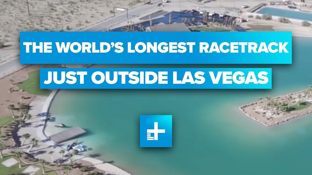 The World's Longest Racetrack – Just Outside Las Vegas