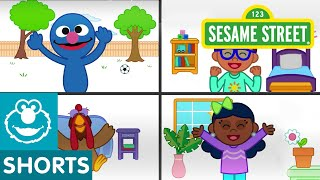 Sesame Street: How to Sneeze and Cough Safely with Grover | #CaringForEachOther
