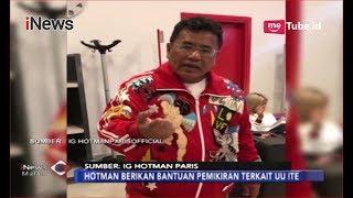 Hotman Paris Siap Dukung dan Bantu Baiq Nuril - iNews Malam 16/11