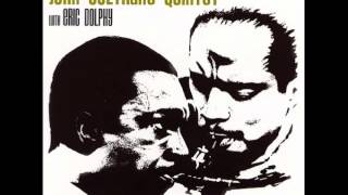 John Coltrane Quintet with Eric Dolphy - My Favorite Things (1961)