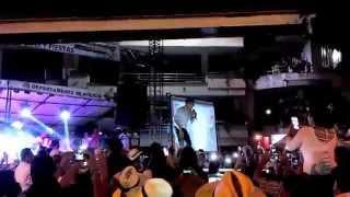 Jorge Celedón en las ferias y fiestas de Chaparral Tolima 2015.