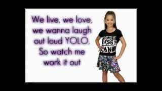 Todrick Hall - Freaks Like Me ft. Dance Moms Lyrics OFFICIAL AUDIO