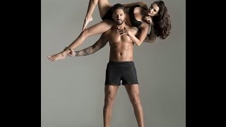 PICTURE EXCLUSIVE: TOWIE's Mario Falcone and model girlfriend Emma McVey