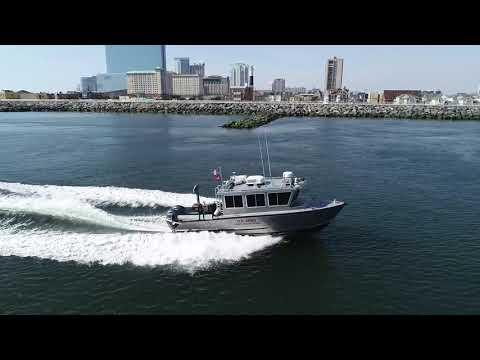 USACE Survey Vessel RECONNAISSANCE