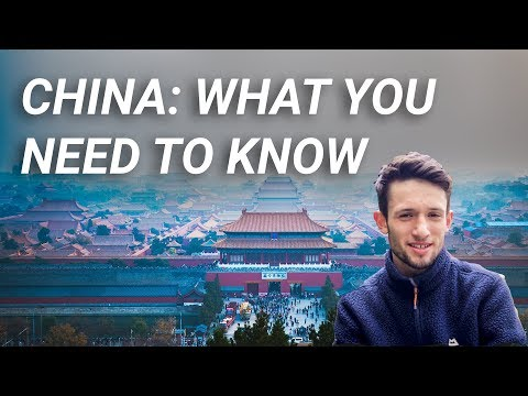 3 Reasons to/NOT to go to China: Culture, People, Pollution... China First Impressions