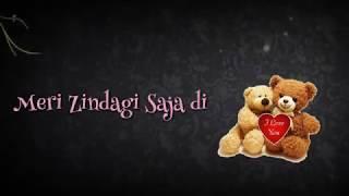 Kisi Meherban Ne Aake Meri Zindagi sajadi - Love Song Status    Gul panra