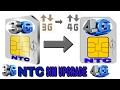 3G NTC SiM UPGRADE TO 4G 📲📲📱( 3G  नेपाल टेलीकमको सिमलाई 4G सिममा परिणत गर्नुहोस् यसरी )
