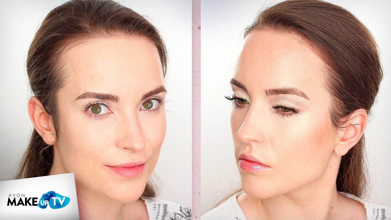 Jak Wykonać Lekki Wiosenny Makijaż Rozświetlający Krok Po Kroku