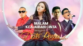 Rossa feat. Cakra Khan - Salahkah (Malam Keajaiban Cinta Rossa)