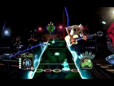 Crazy Bitch Custom Expert Guitar Hero 3 Buckcherry 5 Stars - HD Hi Def