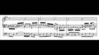 J.S. Bach - BWV 657 - Nun danket alle Gott