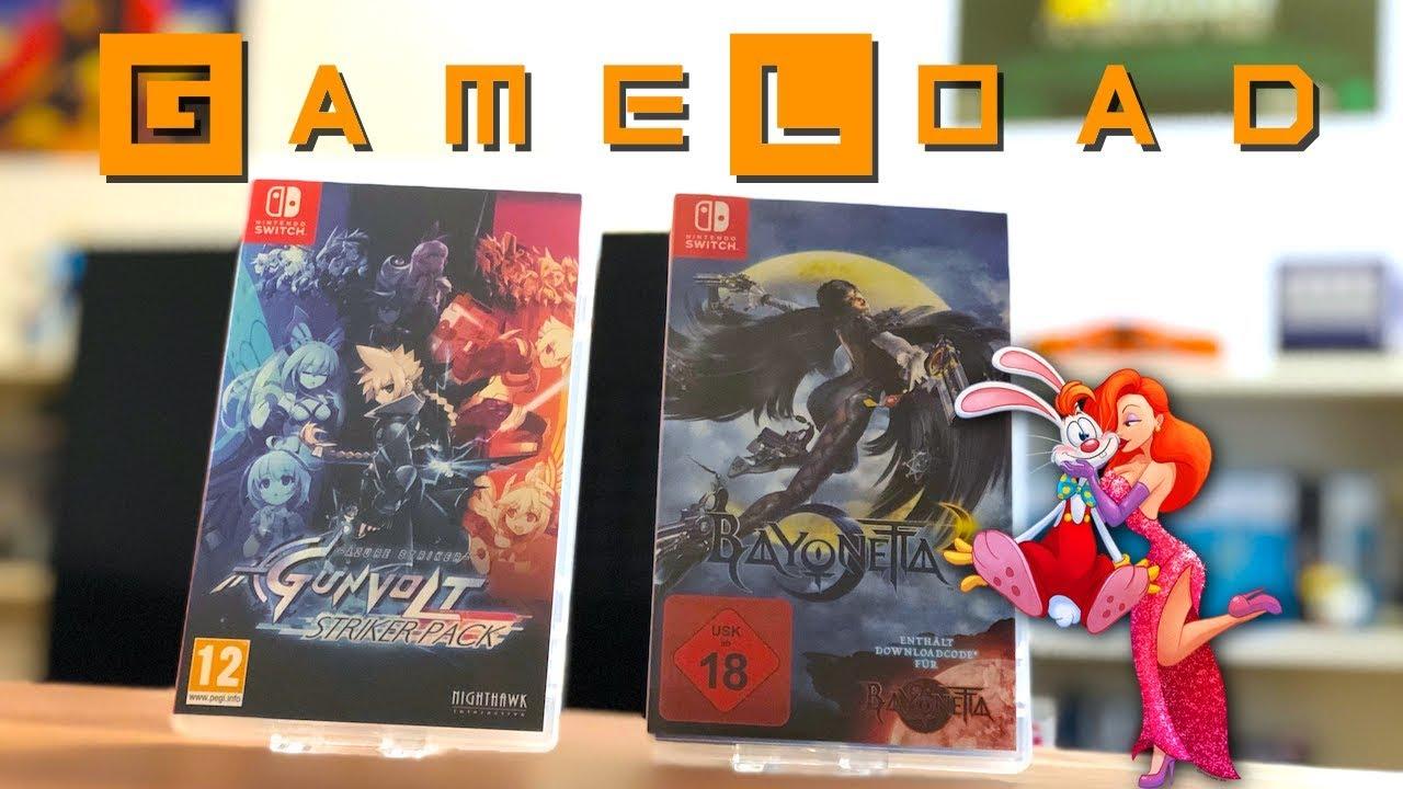 GameLoad - Falsches Spiel mit Roger Rabbit & kleines Gewinnspiel ...