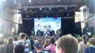 Gods Of Blitz - New Wave Wipe Out / live @ Elbinsel Festiva