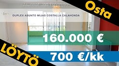 Duplex asunto Mijas Costalla Calahonda