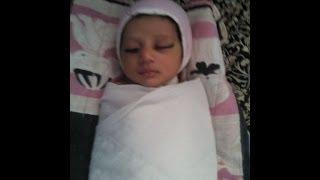 Funny Baby Photo