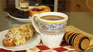 HOT MEXICAN CHOCOLATE WITH A TWIST - CHAMPURRADO RECIPE