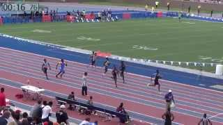 5/24/14 - Maryland 2A Outdoor State Championships -- Boys 200m