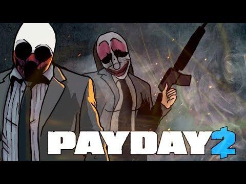 VAMOS A ROBAR UN BANCO !! | Payday 2
