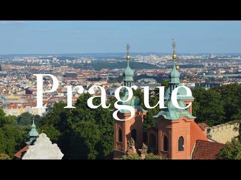 Prague: Petřín Tower and Strahov Monastery / Malá Strana Beyond the Castle Complex