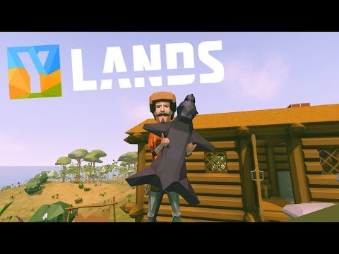 YLANDS - Hunting BIG GAME & Crafting LEATHER ARMOR - Ylands Gameplay - Ep. 5