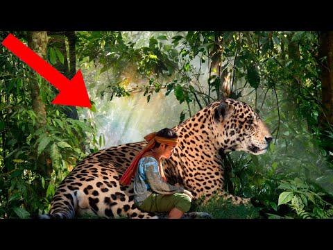 9 CRAZIEST Stories Of People Being Raised By WILD ANIMALS!
