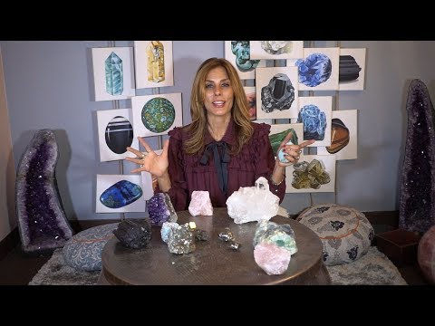 Choose Your Crystal Ally for 2018
