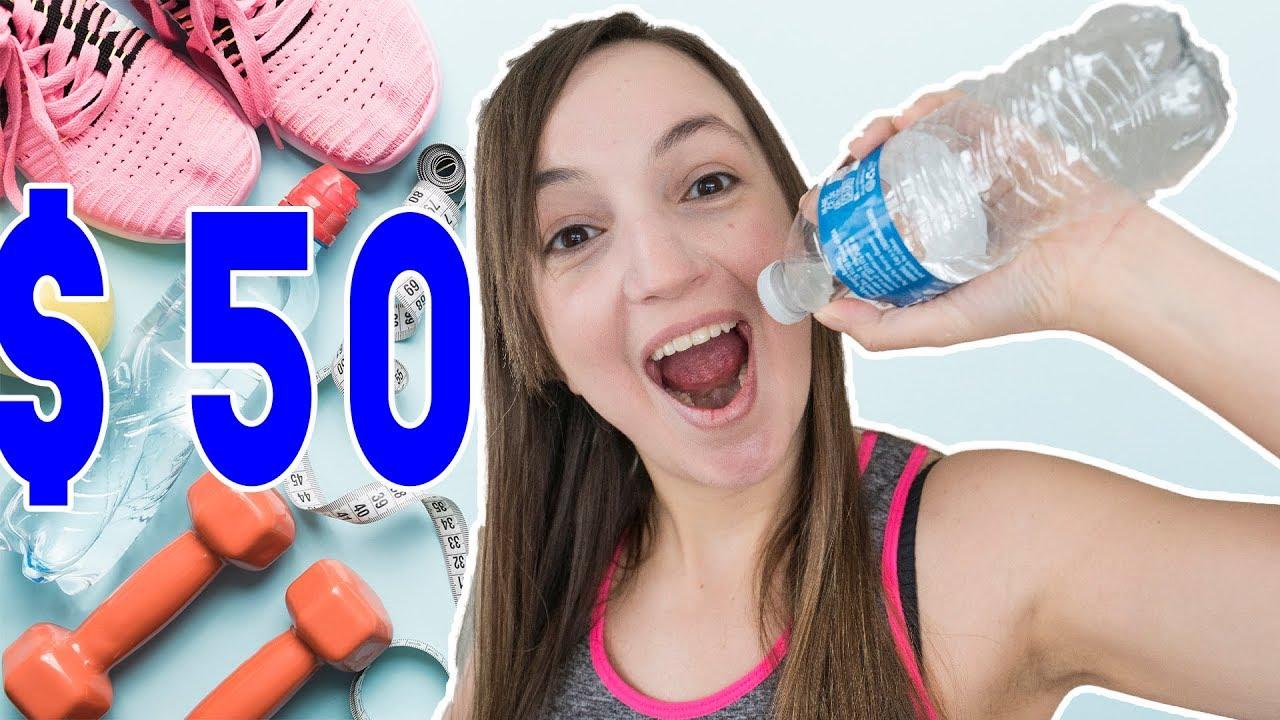 Retos Divertidos gana $50 - 2020 fitness goals