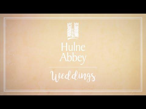 Weddings at Hulne Abbey