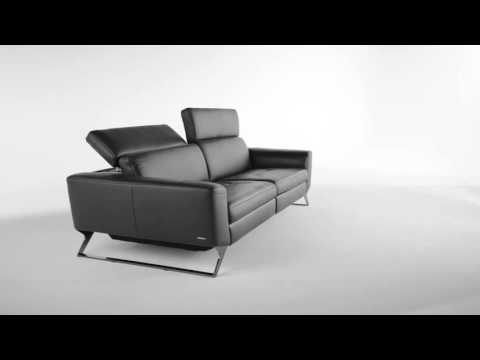 Grand canap 3 places frequence youtube - Canape roche bobois prix ...