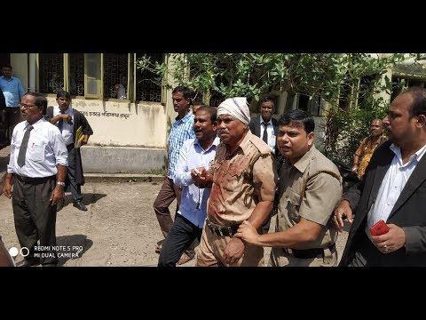 Contai bomb blast in court area