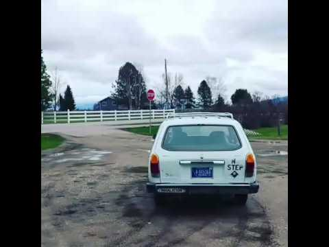 1976 Toyota Corolla wagon