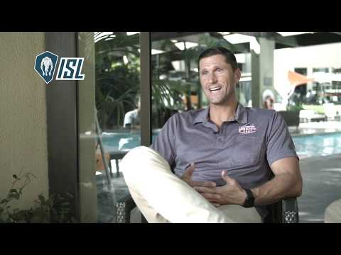 Olympic gold medalist Lenny Krayzelburg on Benefits of ISL for Pro Athletes