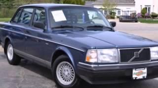 Preowned 1993 Volvo 240 Mt. Prospect IL