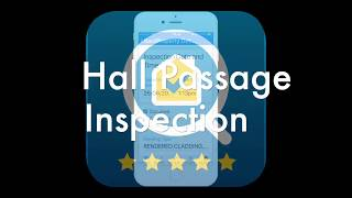 Building Inspector App - Inspect a Hall Passage