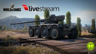 World of Tanks:EBR 75 FL 10 Teszt