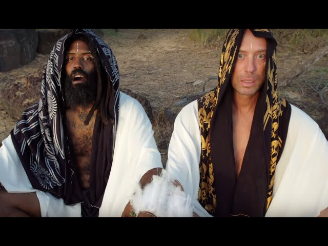 MURS x The Grouch - Thees Handz - Light Up The Sage | OFFICIAL MUSIC VIDEO