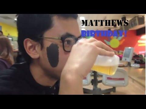 MATTHEWS BDAY (VLOG)