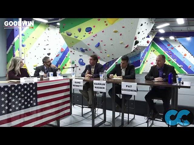 Holding Vigo County Accountable Mayoral Forum