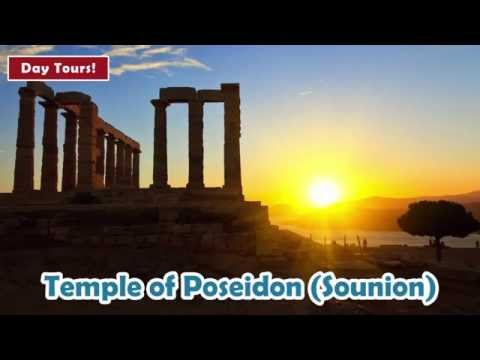Athens Private Tours | minibus hire with driver