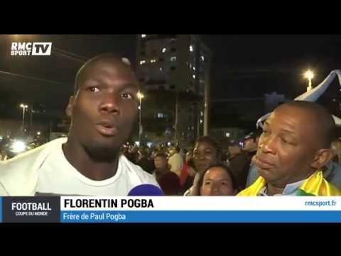 Football / Florentin Pogba :