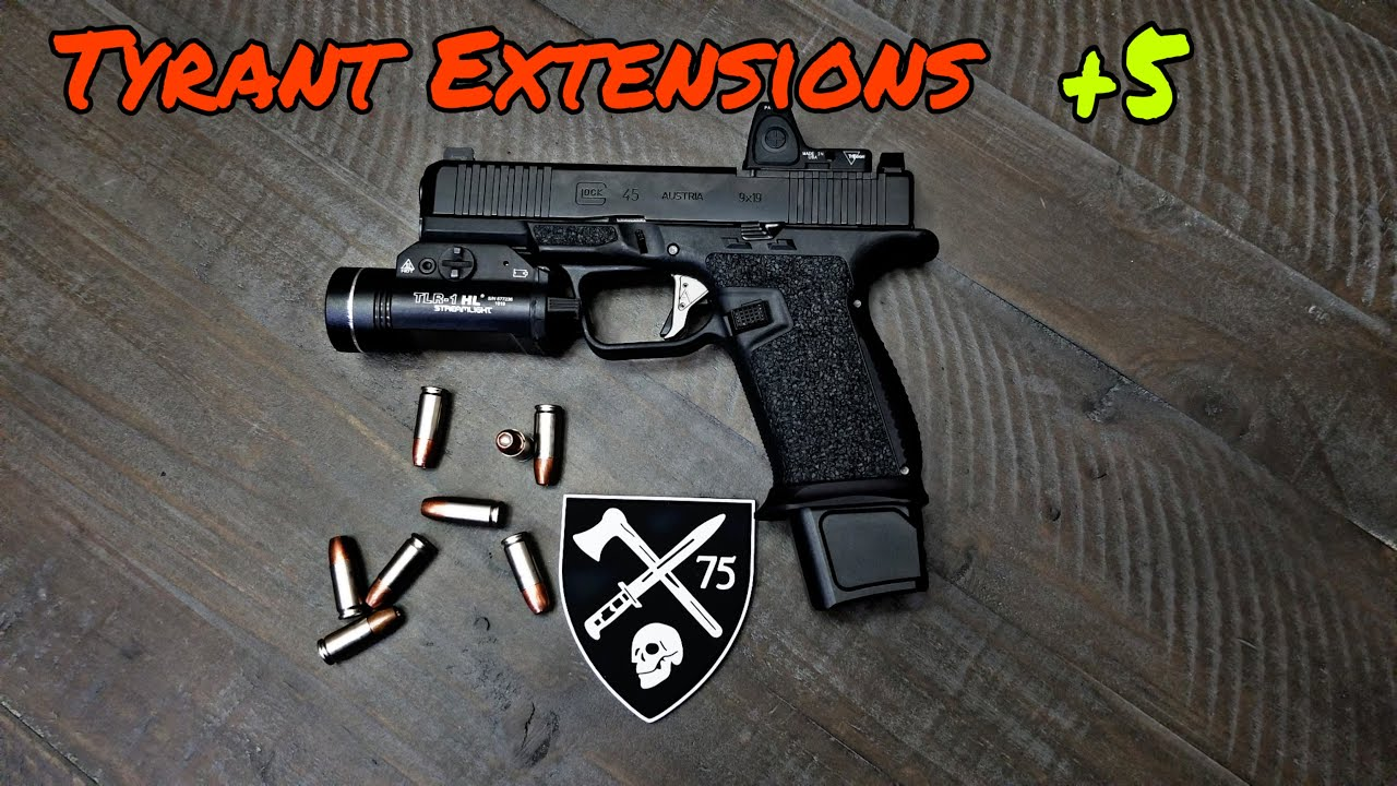 Tyrant Mag Extensions