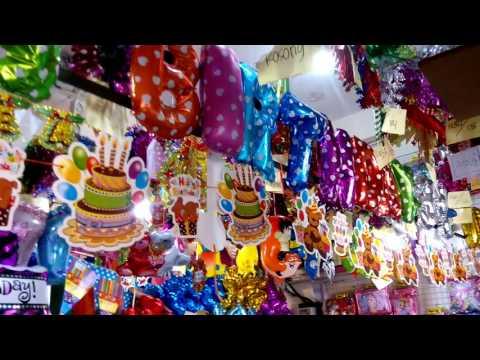 Perlengkapan Ulang Tahun Murah di Toko Blessing Asemka Jakarta Barat