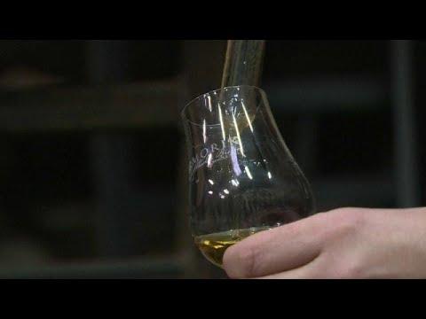 França à conquista do mercado do whisky