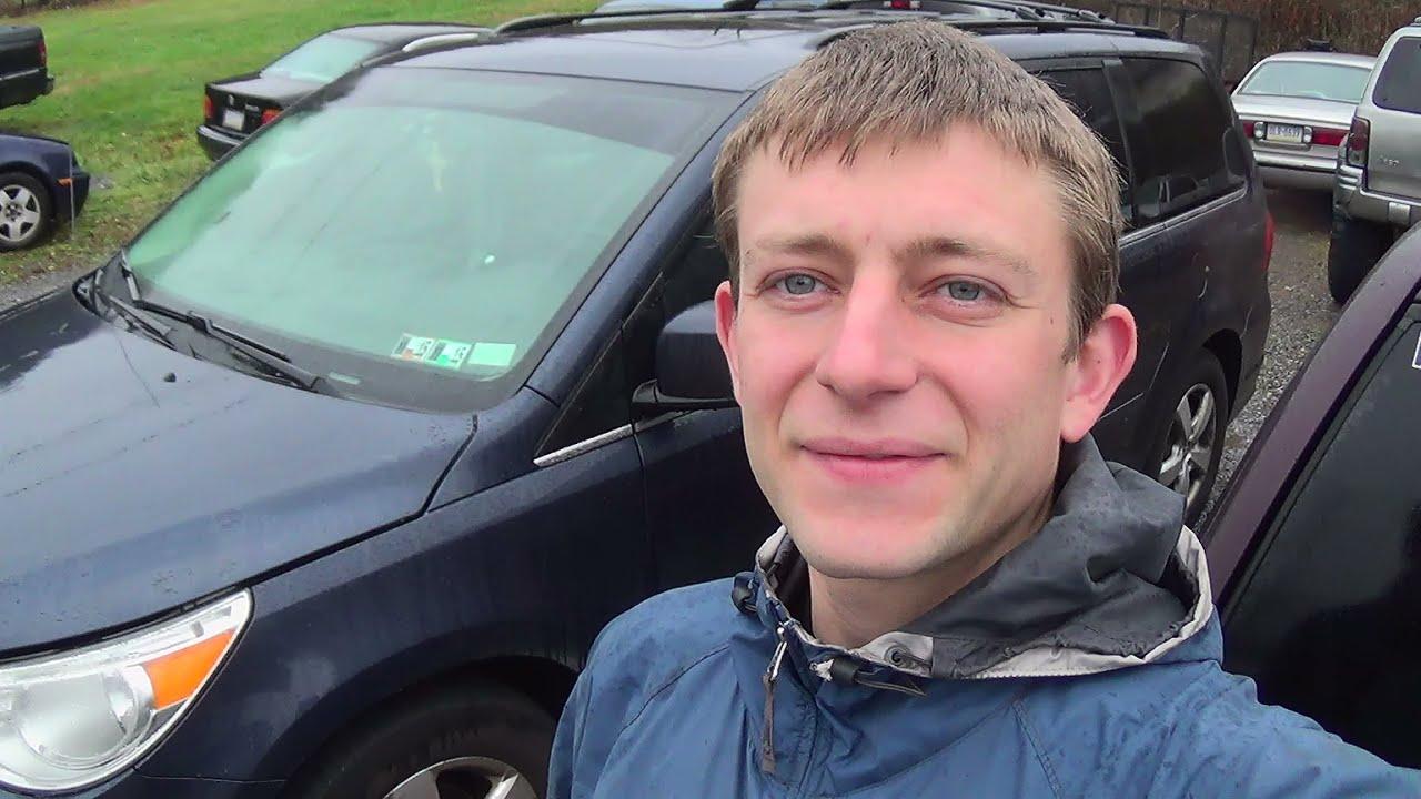 No Crank Start Prndl 09 Vw Routan Dodge Caravan Youtube Nissan Altima Fuse Box Clicking