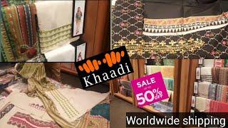 Khaadi Sale 50% off B category…