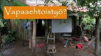 Millaista on vapaaehtoistyöt Costa Ricassa?