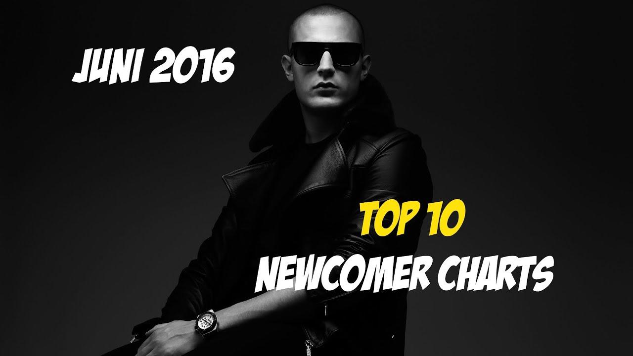Newcomer Charts
