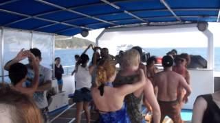 3rd SALSA PATTAYA TROPICANA VACATION - Catamaran Salsa Fun